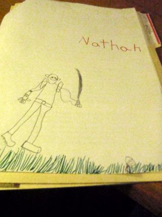 Nate's Beheading